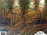 ceramica , Veduta esterna del palazzo