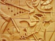 ceramica , design cubista