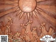 ceramica , disegno astratto