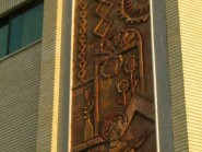 ceramica ,  facciate di edifici