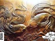ceramica  ,  progettazione di pesce