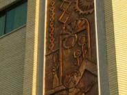 la poterie, la poterie de secours, les façades du bâtiment -code 306
