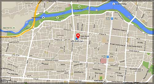 nome del progetto Ristorante Narenj Hotel Jolfa Isfahan