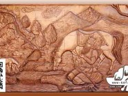 pottery , pottery Relief , Interior Decoration