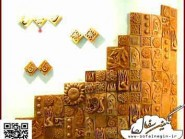 pottery , pottery Relief , Puzzle design