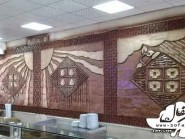 pottery , pottery Relief ,  View restaurant