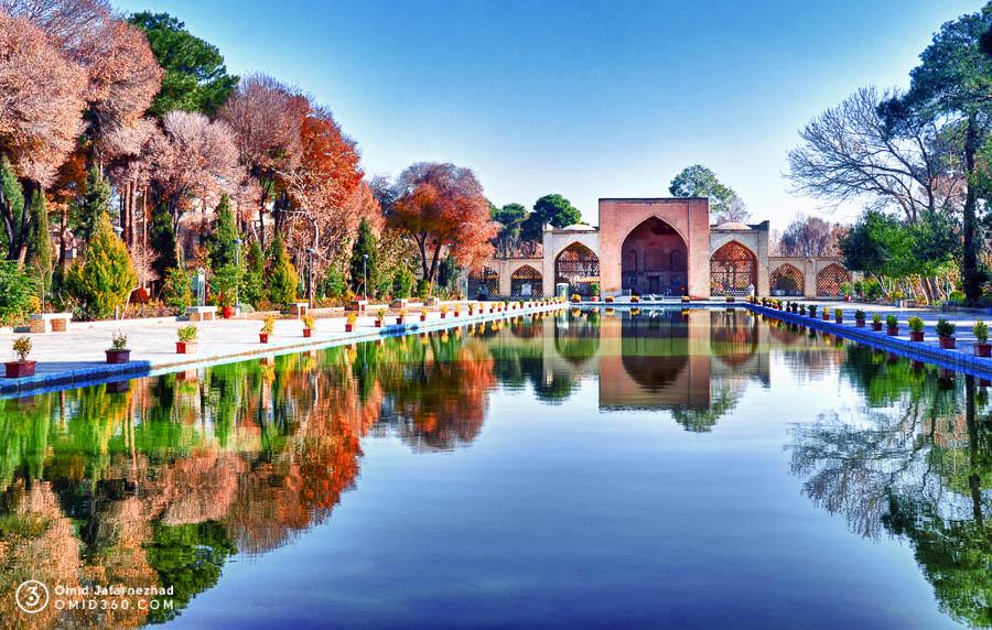 باغ چهل ستون، اصفهان