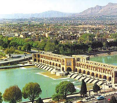 پل خواجو، اصفهان