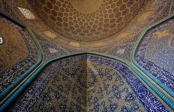 مسجد شیخ لطف الله